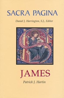 James: Sacra Pagina [SP]   -     By: Patrick J. Hartin
