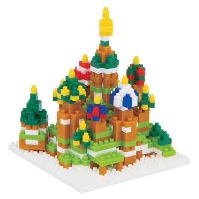 Nanoblock Sights To See, St. Basil's Cathedral   -