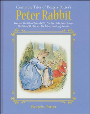 The Complete Tales of Beatrix Potter's Peter Rabbit  -     By: Beatrix Potter