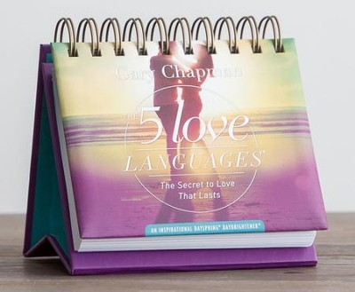 The 5 Love Languages Daybrightener  -     By: Gary Chapman
