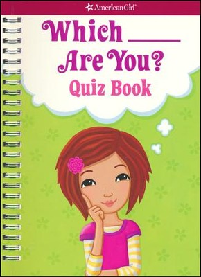 Which ___ Are You? Quiz Book  -     By: Aubre Andrus