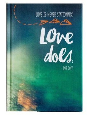 Love Does Journal  -