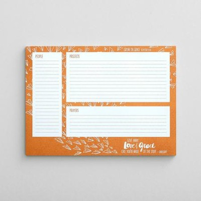 Love Does Desk Pad  -