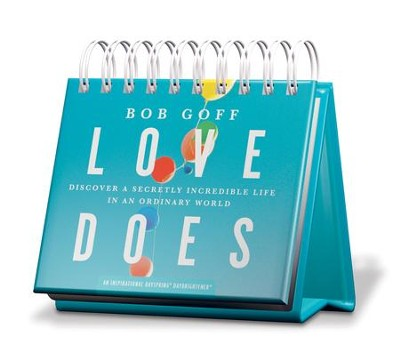 Love Does Daybrightener  -     By: Bob Goff