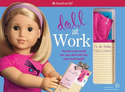 Doll at Work Kit  -     By: Trula Magruder