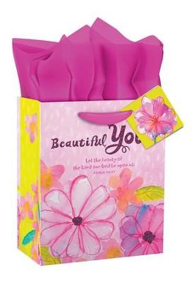 Beautiful You Birthday Gift Bag Small