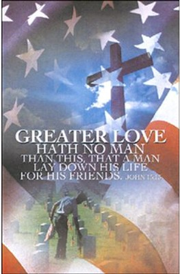 Greater Love (John 15:13)   -