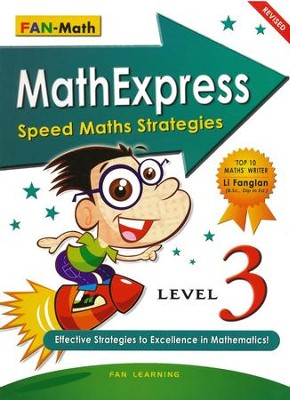 Math Express Speed Maths Strategies 3  -