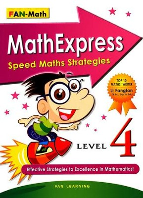 Math Express Speed Maths Strategies 4  -