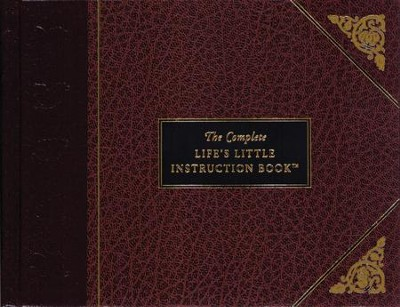 The Complete Lifes Little Instruction Book Ebook H Jackson