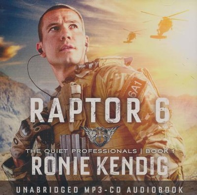 #1: Raptor 6 - unabridged audiobook on MP3   -     By: Ronie Kendig