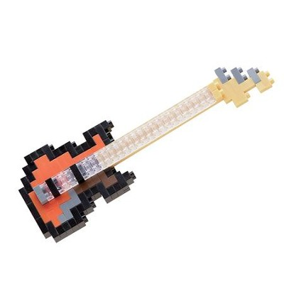 Nanoblock Mini, Bass Guitar   -