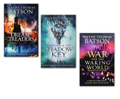Dreamtreaders Trilogy, 3 Volumes  -     By: Wayne Thomas Batson