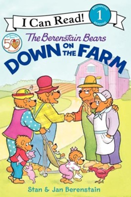 The Berenstain Bears Down on the Farm  -     By: Stan Berenstain, Jan Berenstain     Illustrated By: Stan Berenstain
