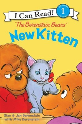 The Berenstain Bears' New Kitten  -     By: Stan Berenstain, Jan Berenstain     Illustrated By: Stan Berenstain