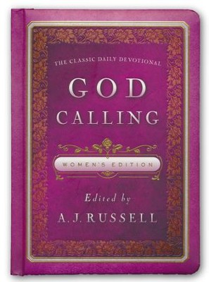 God Calling: Women's Edition  -     By: A.J. Russell