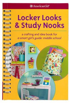 Locker Looks & Study Nooks  -     By: Tricia Doherty