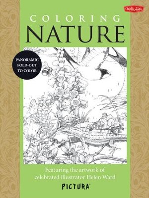 Coloring Nature  -     By: Helen Ward