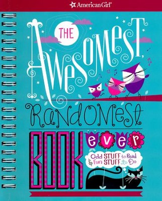 The Awesomest, Randomest Book Ever  -     By: Mary Richards Beaumont