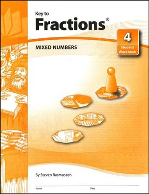 Key To Fractions, Book #4   -