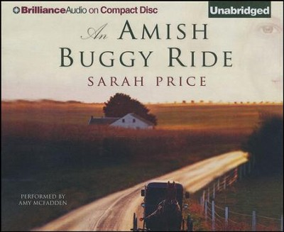 An Amish Buggy Ride - unabridged audio book on CD  -     Narrated By: Terri Clark Linden     By: Sarah Price