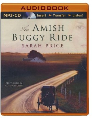 An Amish Buggy Ride - unabridged audio book on MP3-CD  -     Narrated By: Terri Clark Linden     By: Sarah Price