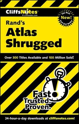 CliffsNotes on Rand's Atlas Shrugged  -     By: Andrew Bernstein