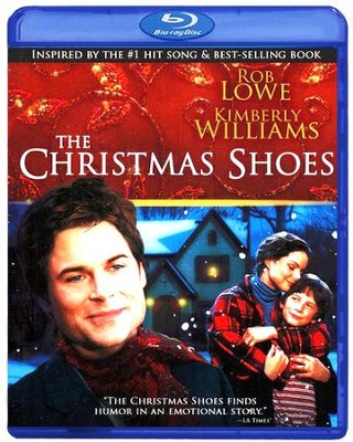 The Christmas Shoes, Blu-ray    -