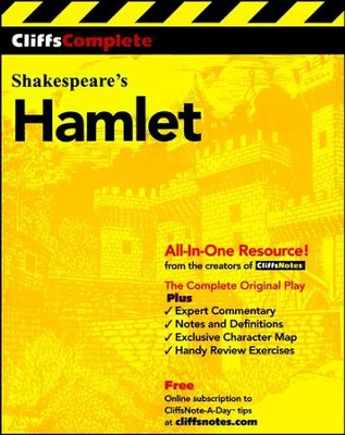 CliffsComplete Shakespeare's Hamlet  -     By: William Shakespeare