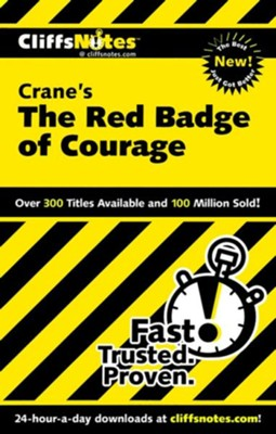 CliffsNotes on Crane's The Red Badge of Courage  -     By: Patrick J. Salerno