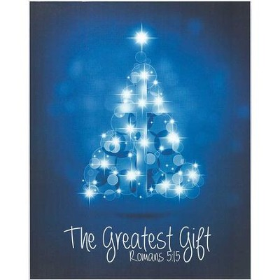 The Greatest Gift Plaque  -