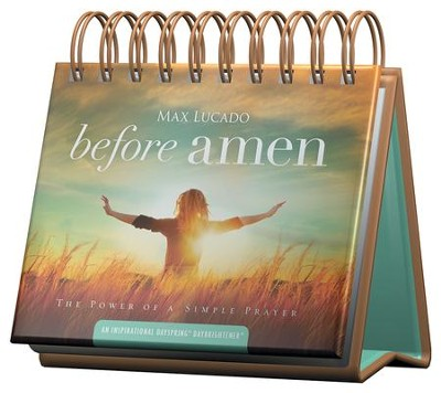 Before Amen DayBrightener   -