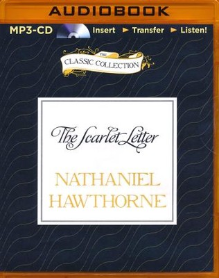 The Scarlet Letter - unabridged audiobook on MP3-CD  -     Narrated By: Dick Hill     By: Nathaniel Hawthorne