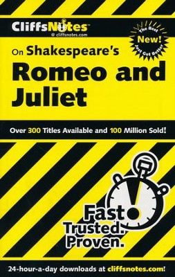 CliffsNotes on Shakespeare's Romeo and Juliet  -     By: Annaliese F. Connolly