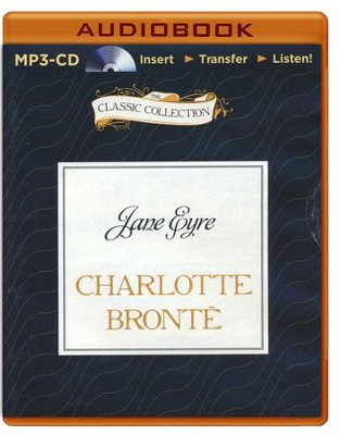 Jane Eyre - unabridged audiobook on MP3-CD  -     Narrated By: Susan Ericksen     By: Charlotte Bronte