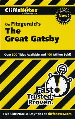 CliffsNotes on Fitzgerald's The Great Gatsby  -     By: Kate Maurer