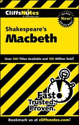 CliffsNotes on Shakespeare's Macbeth  -     By: Alex Went