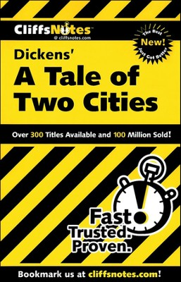 CliffsNotes on Dickens' A Tale of Two Cities  -     By: Marie Kalil