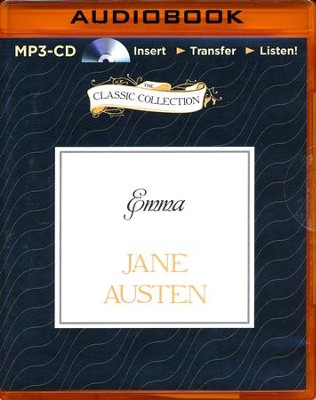 Emma - unabridged audiobook on MP3-CD  -     Narrated By: Michael Page     By: Jane Austen