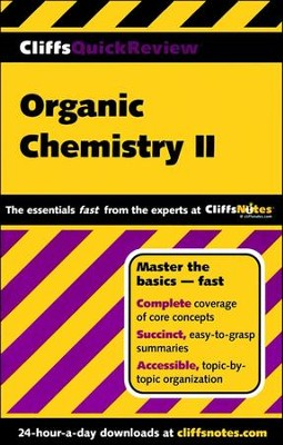 CliffsQuickReview Organic Chemistry II  -     By: Frank Pellegrini