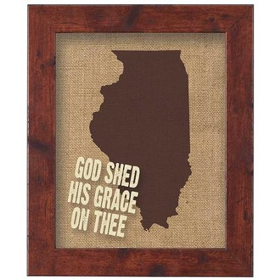 American States Wall Decor, Illinois  -