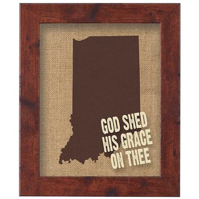 American States Wall Decor, Indiana  -