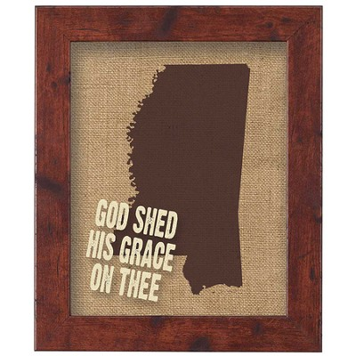 American States Wall Decor, Mississippi  -