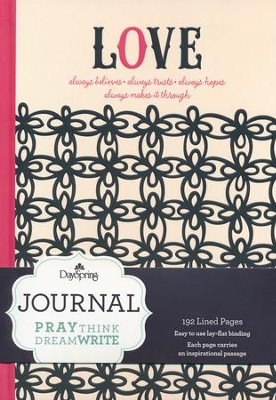 Love Always Journal  -