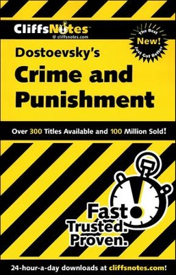 CliffsNotes on Dostoevsky's Crime and Punishment  -     By: James L. Roberts