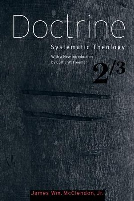 Doctrine  -     By: James William McClendon Jr.