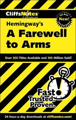 CliffsNotes on Hemingway's Farewell to Arms  -     By: Adam Sexton