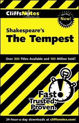 CliffsNotes on Shakespeare's The Tempest  -     By: Sheri Karmiol