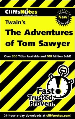 CliffsNotes on Twain's The Adventures of Tom Sawyer  -     By: James L. Roberts