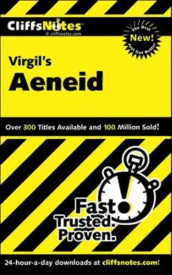 CliffsNotes on Virgil's Aeneid  -     By: Richard McDougall, Suzanne Pavlos